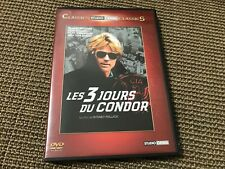DVD LES 3 JOURS DU CONDOR (ROBERT REDFORD/SYDNEY POLLACK/FAYE DUNAWAY)