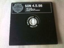 MONK & CANATELLA - SON 4.5.98 - 3 TRACK CD SINGLE