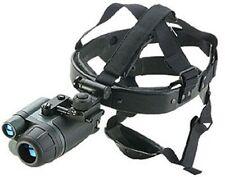 YUKON NVMT Night Vision Infrared Scope 1x24 Monocular + Head Mount Kit!  YK24025