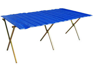MARKET TABLE folding table flea market table 1,5m, 2m, 2,5m, 3m