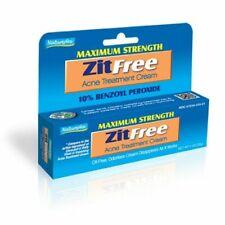 Acne free  Spot Treatment with 10% Maximum Strength Benzoyl exp 06/23