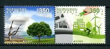 Armenia 2016 MNH Europa Think Green 2v Set Environment Bicycles Trees Stamps