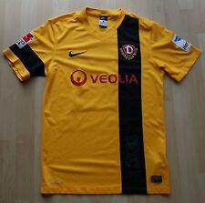 SG Dynamo Dresden - Matchworn - Paul Milde - Nike - Trikot - 2013 und 2014