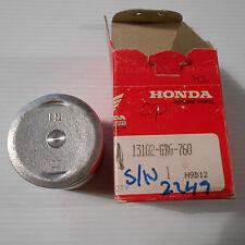 GENUINE HONDA PARTS 0.25MM 1st OVERSIZE PISTON C90 1982/1984 13102-GB6-760