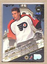 Eric Lindros 233 1993-94 Leaf Set (Scan is back of card)