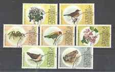 Timbres Faune Flore Grenade Grenadines 132/8 o lot 2399