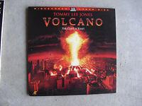 Volcano Movie Laserdisc  Tommy Lee Jones