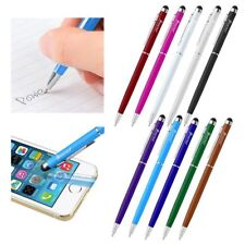 10X 2-in-1 Touch Screen Stylus + Ballpoint Pen iPad iphone Smartphone Table