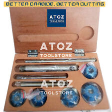5 CUTTER SET FOR HARDENED VALVE SEAT CUTTER SET