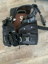 Scubapro Glide Bcd Large Buoyancy Compensator integrated weight pouches