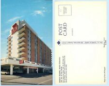Prince George Inn of the North Hotel Vancouver British Columbia Canada Postcard