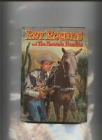 Ror Rogers  & The Brasada bandits  Whitman western Cowboy Book Hardcover 1956