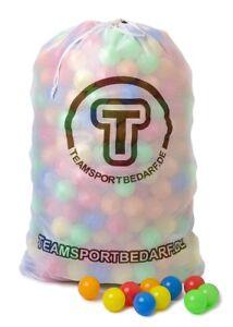 XXL Beutel Sack Tasche für Bällebad Bälle Spielbälle Kinderbälle Kugelbad