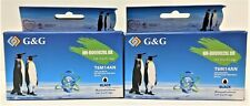 G&G NH-R00902XL BK Ink Cartridge Compatible with HP Officejet 2 Pack