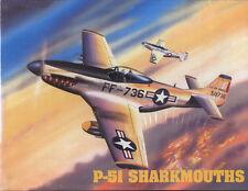 P-51 Sharkmouths HC1516 HobbyCraft 1:48 2. Weltkrieg Mustang USAF Modellbau