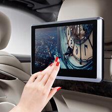 "10.1"" HD Car Headrest Monitor USB SD DVD Player IR/FM Game Speaker Touch Screen"