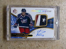 08-09 UD SPA SP Authentic Future Watch #206 FW Limited Patch NIKITA FILATOV /100