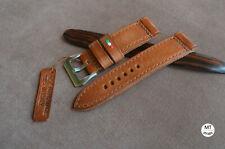 26 mm Cinturino artigianale Pam Handmade Italy Watch Strap Band High Quality