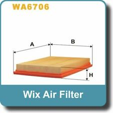 NEW Genuine WIX Replacement Air Filter WA6706