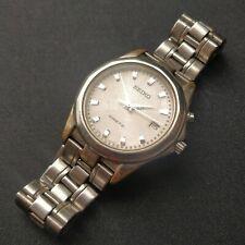 SEIKO 5M42-OJ40 Kinetic Automatic Vintage Watch Reloj Montre Orologio Uhr Japan