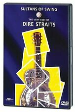 DIRE STRAITS SULTANS OF SWING DVD HARD ROCK METAL MUSIC NEW