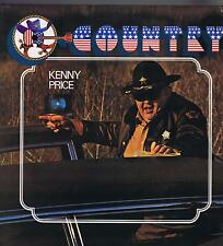 LP USA COUNTRY KENNY PRICE SHERIFF OF BOONE COUNTRY