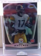 2009 ETOPPS IN HAND MIKE WALLACE ROOKIE CARD STEELERS MIAMI DOLPHINS /749