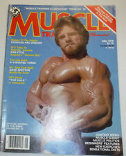 Muscle Training Magazine Beware Of The Killers May 1979 121114R2
