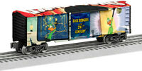 Lionel Trains - Looney Tunes Duck Dodgers MUSA Boxcar, O Gauge [New To