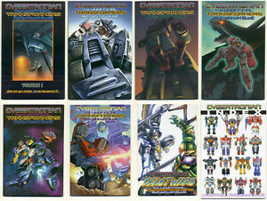 LOT CYBERTRONIAN TRANSFORMERS RECOGNITION GUIDE 1 2 3 4 5 6 Beast Wars Index +
