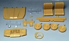 Transkit 1/24 CITROEN MEHARI Set Modifica Les Gendarmes Renaissance Tk24/429