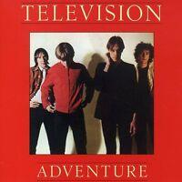 Television - Adventure [New CD]