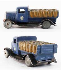 1 / 43 ème CIJ PLATRE  RENAULT CHARBONNIER / jouet ancien