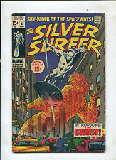 SILVER SURFER #8 (7.0) THE GHOST