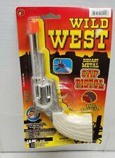 NOS 2006 Wild West Die Cast Metal Cap Pistol Brand New Bang Bang #2442