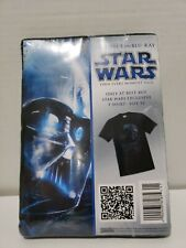 2011 The Force Star Wars T-shirt Darth Vader Death Star Size XL Exclusive