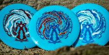 new Stargate XXL Star Destroyer 175 grams distance driver Innova disc golf blue