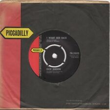Dick Jordon I Want Her Back Piccadilly 7N 35035 Soul Northern Motown