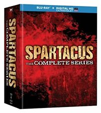 Spartacus The Complete Collection - Blu-ray Region 1