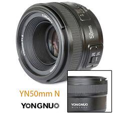 Yongnuo  YN50mm F/1.8 Obiettivo Auto Focus Lens per Nikon  D800E D800  D750 D700