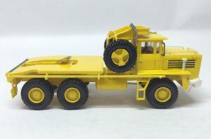 HO 1/87 BERLIET GPO 17P 6X6 - Ready Made Resin Model by Fankit Models