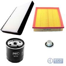 Inspektionspaket Filterset 4 tlg Opel Astra G H Zafira A 1.6 1.7 1.8 2.0