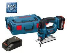 Sierras de calar eléctricas de bricolaje Bosch batería