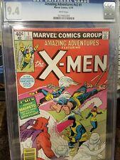 Amazing Adventures V2 #1 1979 1st Uncanny X-Men Reprint Jack Kirby Cgc Nmmt 9.8