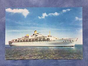 P & O Line Oriana Pristine Postcard