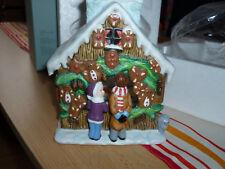 PartyLite Teelichthaus - Weihnachtsmarkt - P90007 Neu 🕯Mit OVP Rarität