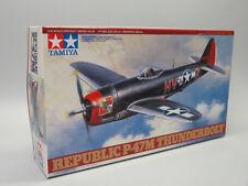 TAMIYA 1:48 SCALE Republic P-47M Thunderbolt Plastic Model Kit #61096