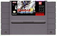 Gundam Wing Endless Duel (Mobile Suit) English Translated SNES Super Nintendo