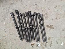 Honda civic type r k20z4 fn2 gt model Genuine UKDM 29k cylinder head bolts