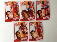 Topps Premier League 2006/07 I-tarjetas. conjunto de los 5 Middlesbrough